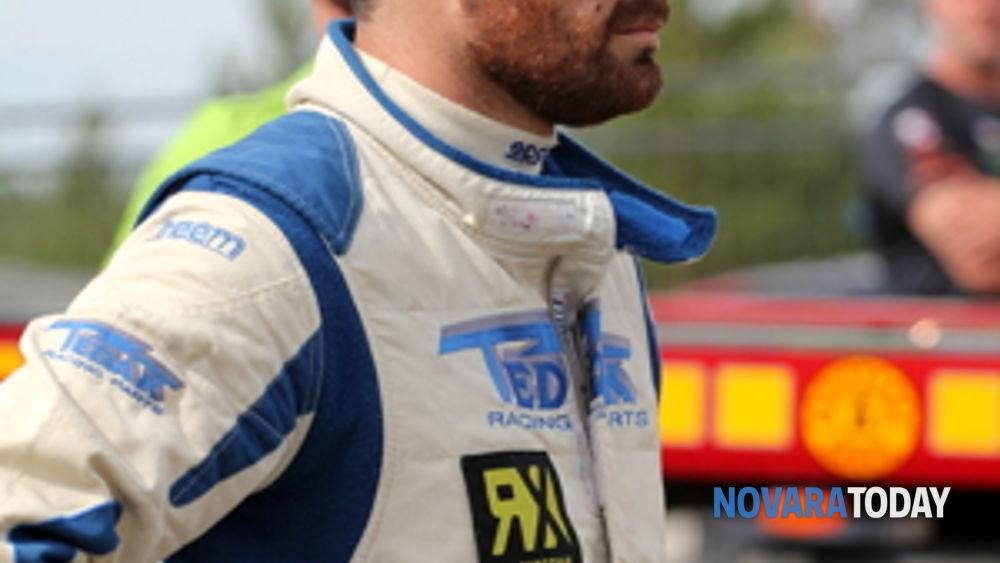 lo sport club maggiora nell'europeo rallycross con mirko zanni-2