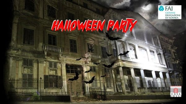 Halloween party a Casa Bossi