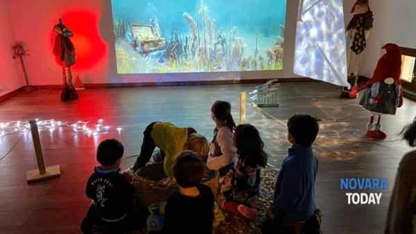 Feste di Natale multimediali sul Lago Maggiore nel complesso del Museo Meina