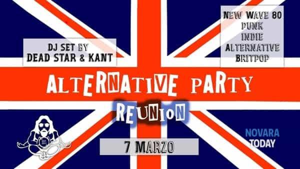 Alternative Party Reunion al Big Lebowski