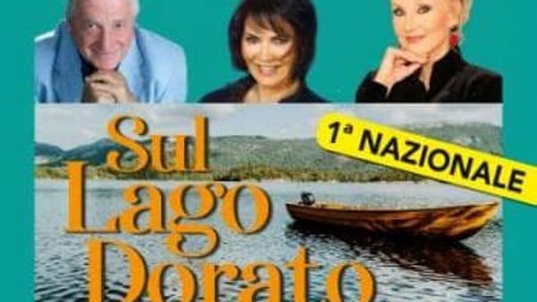 """Arona: al Palacongressi la prima nazionale dello spettacolo """"Sul Lago Dorato"""""""