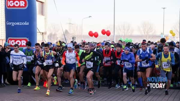 Novara, torna la mezza maratona di San Gaudenzio