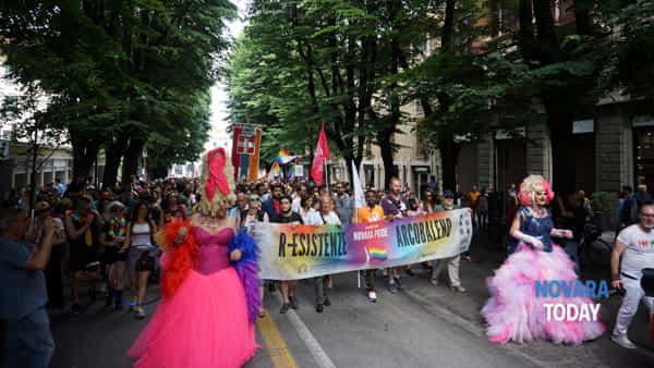 Novara Pride, in città torna la parata per i diritti Lgbt