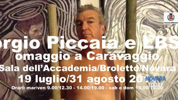 L:.B:.S:.I:.M:./Omaggio a Caravaggio