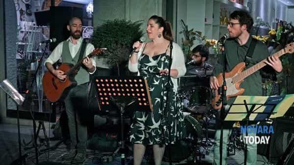 Torna il Novara Summer Music: tre giorni di musica, cibo e feste in centro città