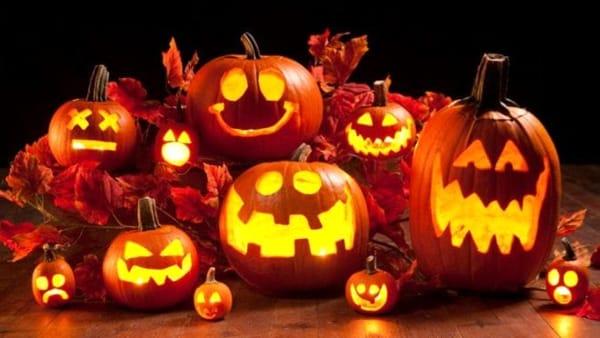 Mostro raduno di Halloween a Novara