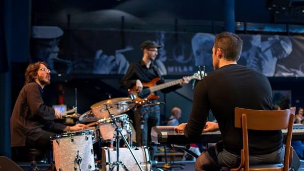 NovaraJazz: Abc Trio live all'Opificio