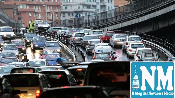 Il Novarese Medio, la fine della scuola e il traffico