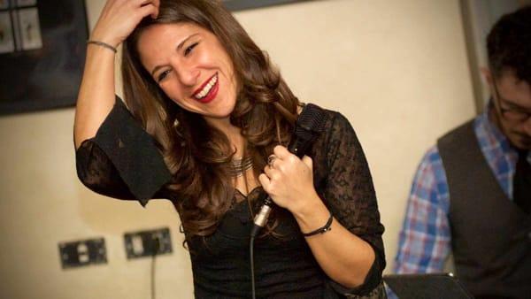 NovaraJazz: Gabriella D'Amico e Cristiano Da Ros live all'Opificio