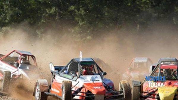 a maggiora arriva il campionato europeo autocross-2