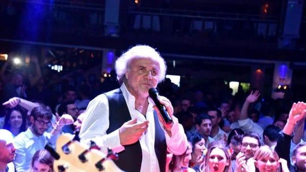 Una vita da libidine: Jerry Calà in concerto a Fara