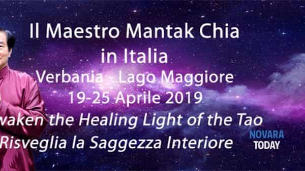 A Verbania dal 19 al 25 aprile il Taocol Maestro Mantak Chia: cultura e pratica del benessere