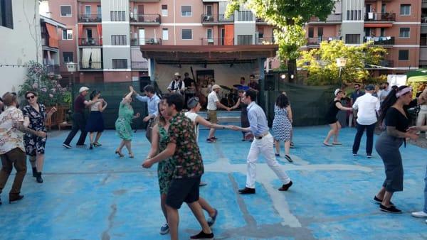 """""""Stand by me, ricordo di un'estate"""": festa swing al Circolo della Bicocca"""