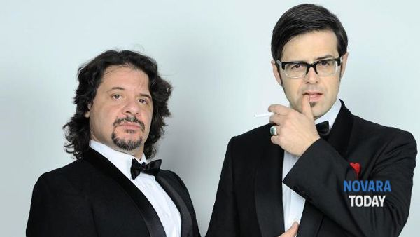 "Teatro: a Cannobio Lillo e Greg in ""Gagmen"""