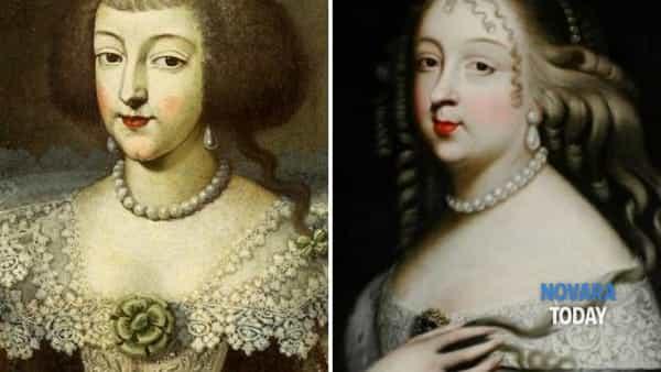 Le madame reali: Maria Cristina di Francia -  Maria Giovanna Battista di Savoia Nemours