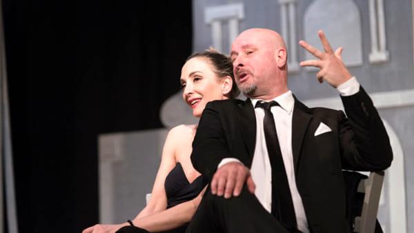 """Teatro: a Oleggio in scena """"Il divorzio"""""""