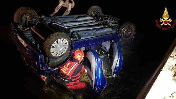 incidente auto canale vigili del fuoco (4)-2
