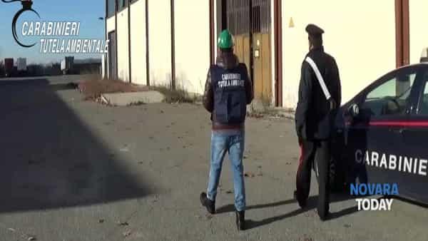 VIDEO | Sfruttavano i lavoratori, nei guai tre imprenditori: l'ispezione dei carabinieri nell'azienda di rifiuti