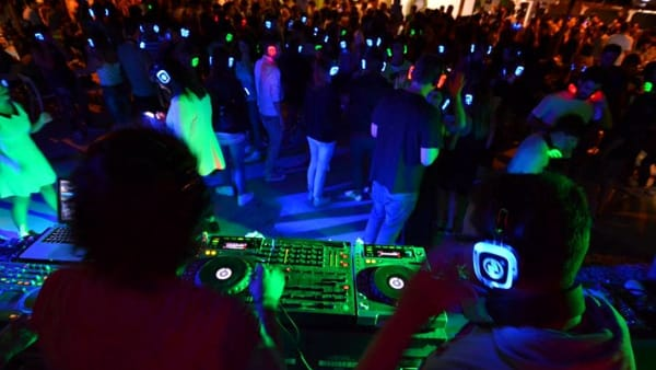 La Silent Disco arriva a Galliate