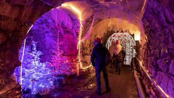A Ornavasso torna la Grotta di Babbo Natale