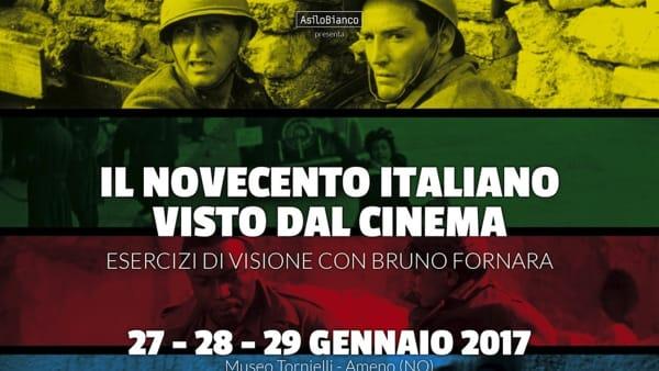 Il Novecento italiano visto dal cinema: esercizi di visione con Bruno Fornara