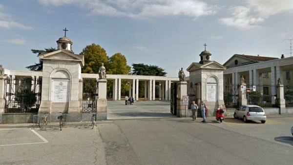 Novara: visite guidate alla scoperta dei beni artistici del cimitero