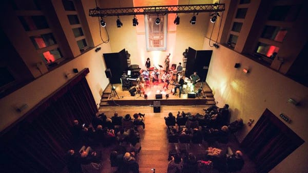NovaraJazz: Ararat Ensemble Orchestra con Leonardo Bolgeri allo Spazio Nòva