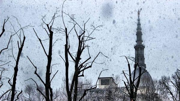 Il Novarese Medio e la neve