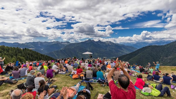 Musica in quota: un'estate di concerti tra le vette e gli alpeggi del Vco
