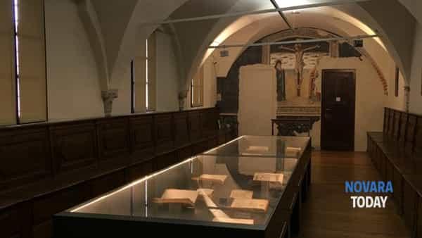 Incunaboli e Cinquecentine della Biblioteca Capitolare di Santa Maria e dell'Archivio Storico Diocesano di Novara