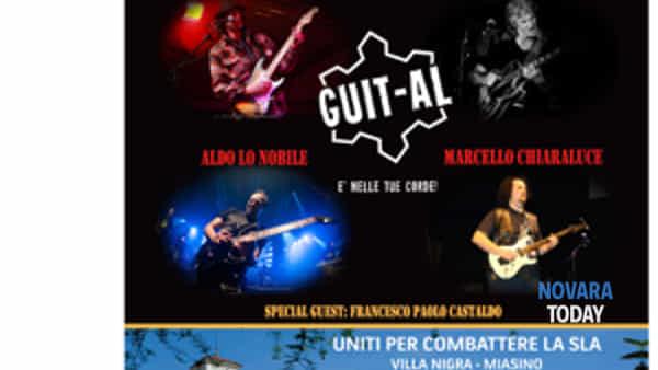 Miasino, a Villa Nigra un concerto per ricerca contro la Sla
