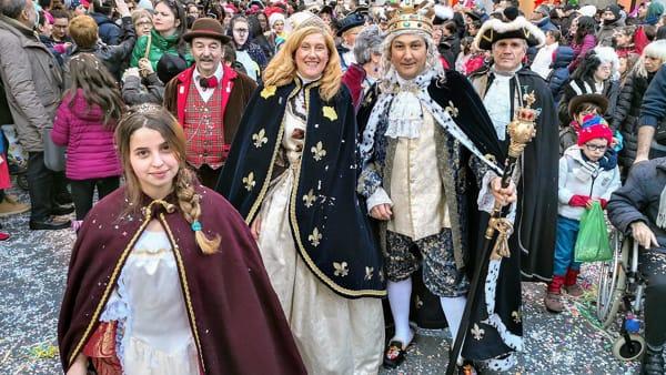 Carnevale novarese 2020: la grande sfilata per le vie della città