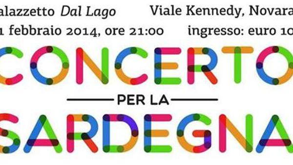 Artisti novaresi in concerto a sostegno della Sardegna