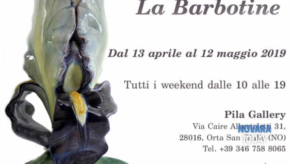 La Barbotine: la ceramica francese di fine '800 in mostra a Orta San Giulio