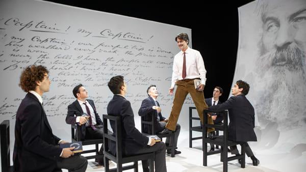 """Teatro, al Coccia arriva """"L'attimo fuggente"""""""