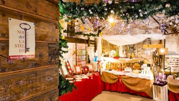 Natale: a Ghemme tornano i mercatini nelle cantine