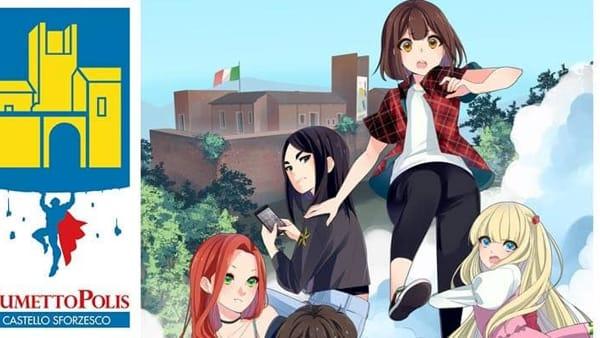 Al Castello di Novara due giorni dedicati ai fumetti con Fumettopolis
