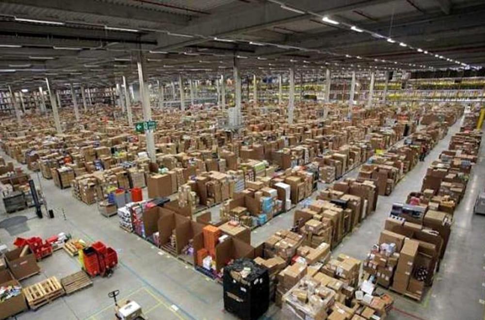 Amazon assume a Vercelli: si cercano operatori di magazzino