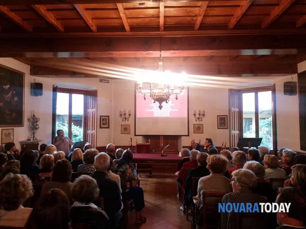 Salone d'onore Villa Marazza