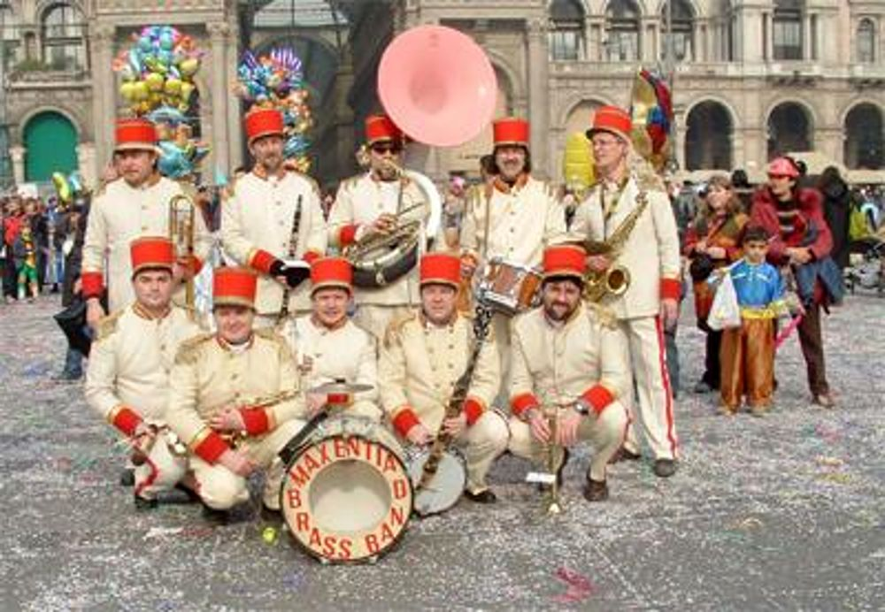 Maxentia Brass Band