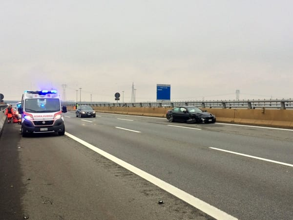 Incidente autostrada A4-2