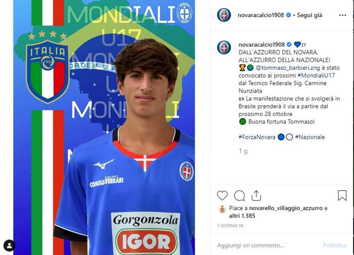 2019-10-18 15_59_14-Novara Calcio 1908 (@novaracalcio1908) • Foto e video di Instagram-2