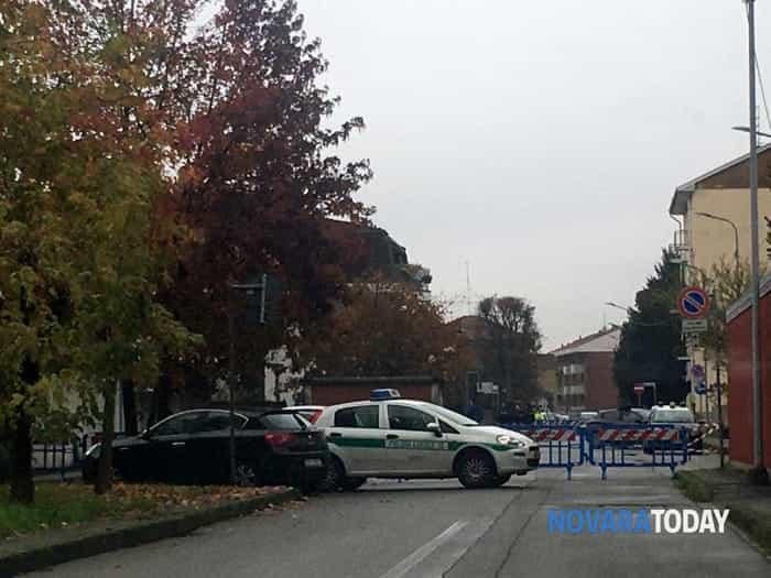 Omicidio a Trecate in via Sanzio (1)