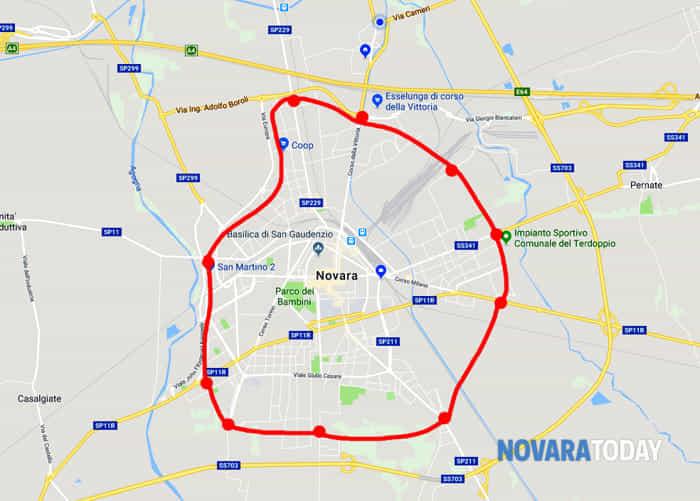 mappa cartina blocco diesel smog diesel-2
